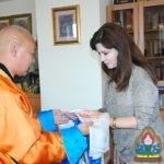 Бутаны Вант улсын гүнж Кендум Доржи Манба Дацан төвд зочиллоо
