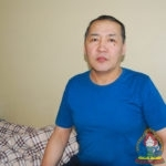 Namkhainyambuu.N: I was cured of tumor at the end of the treatment