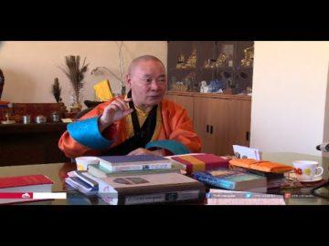 Бямба гарагийн ярилцлага нэвтрүүлэг Хамба лам Д.Нацагдорж
